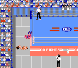 Pro Wrestling-1