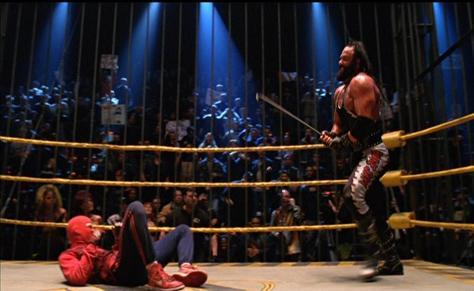 Wrestler Turned Actor Best Bit Parts Clash Hollywood