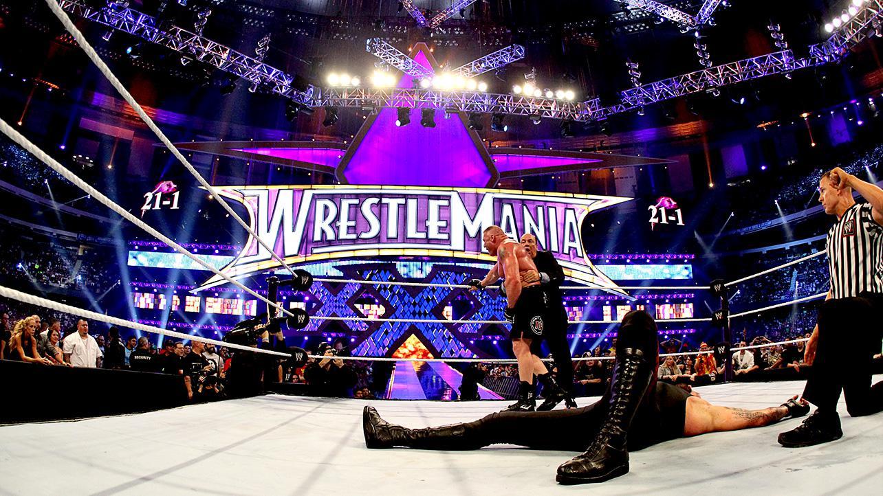Undertaker Vs John Cena Wrestlemania 30 Wrestlemania XX...