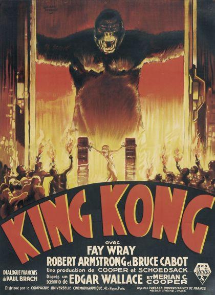King Kong (1933) France_2